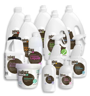 Naturemade - Environmentally Responsible Cleaning products
